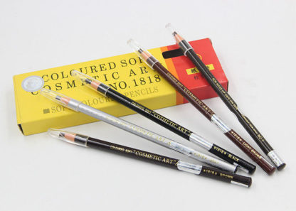 Eyebrow Pencil Waterproof Soft Pull For Makeup
