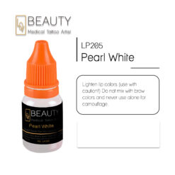 5 bottles Organic pigment for Auxiliary Micropigmentation