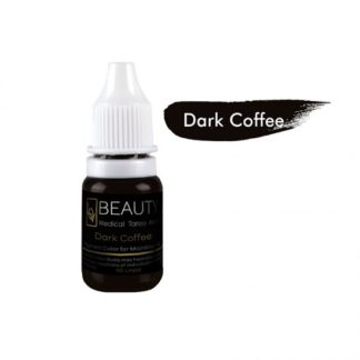 Medical Grade micro cream pigment for eyebrow Dark Coffee