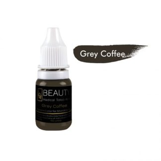 Medical Grade micro cream pigment for eyebrow Grey Coffee