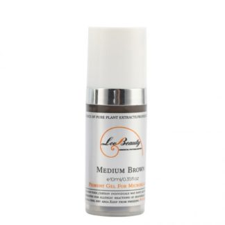 Microblading pigment for permanent makeup Medium Brown