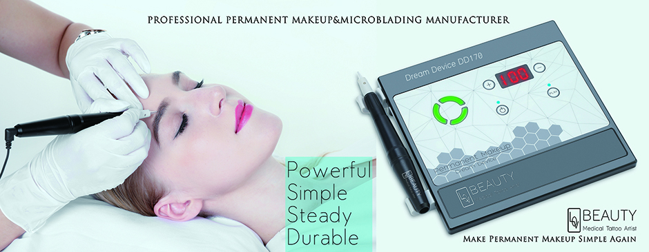 Lovbeauty Digital Permanent Makeup Machine-Dream Device-DD170