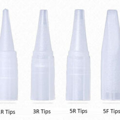 Needles&Tips for Classic Permanent Makeup Machine