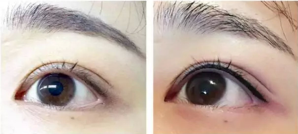 Why eyebrows the better pigment the shorter the time.