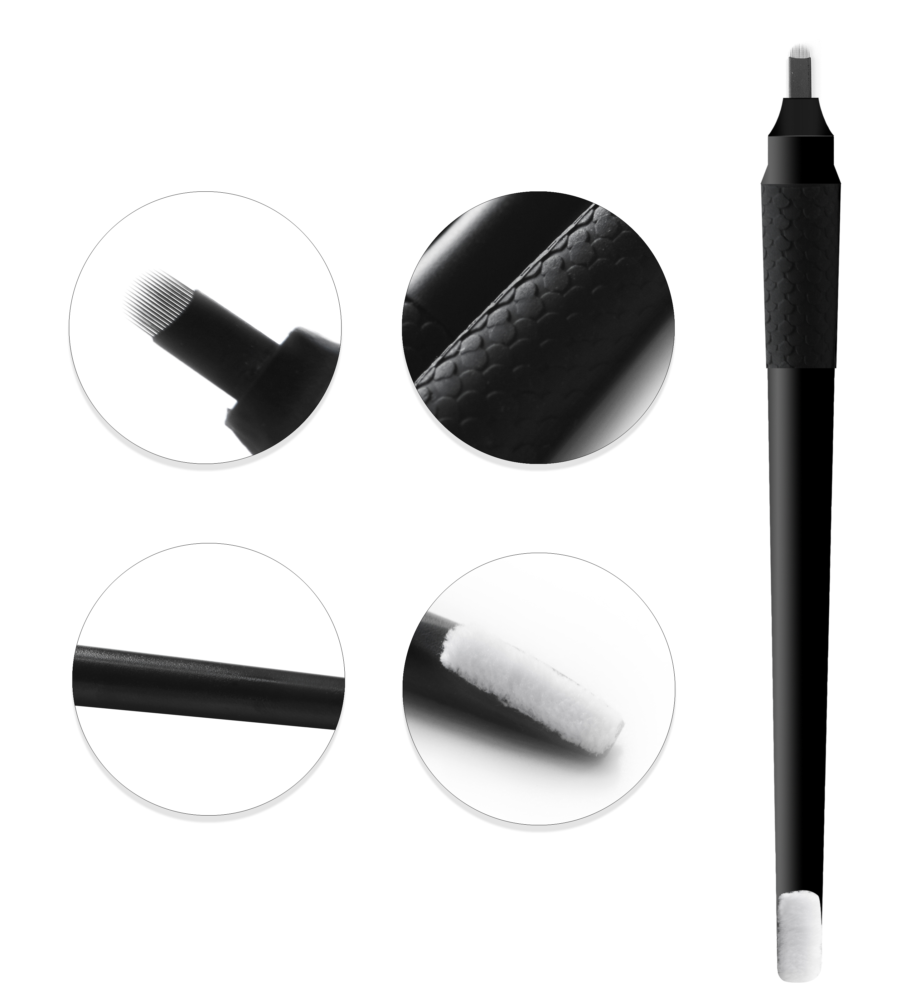 Disposable Microblading Tool Eccentric One Time Use Microblading Pen